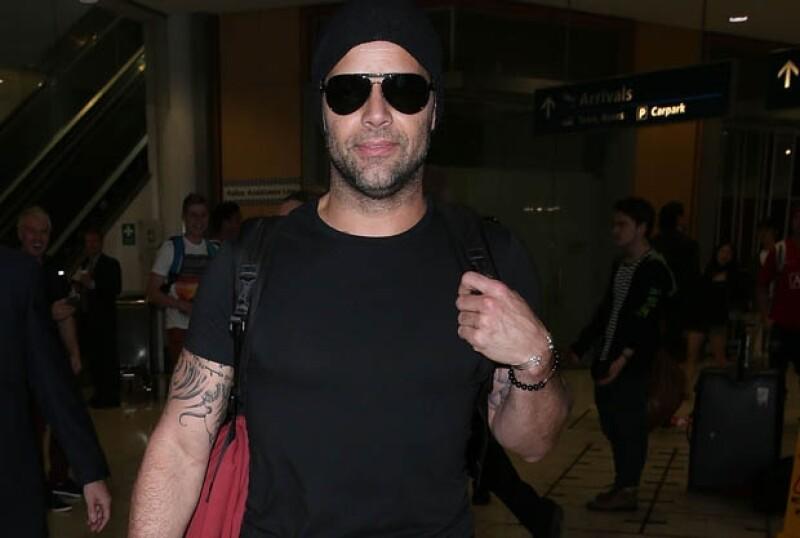 Ricky Martin decidió dar a conocer sus preferencias sexuales por medio de Twitter.