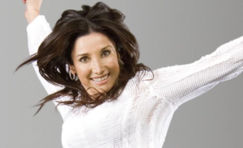 Cristina Martínez, directora de Publicidad e Imagen de Axtel. (Foto: Alex H.O.)