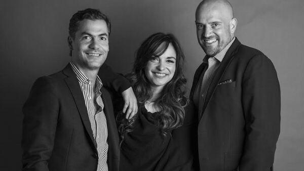 JP Espinosa , Ernesto Núñez Lagos, Eva Vale y Manuel Rivera