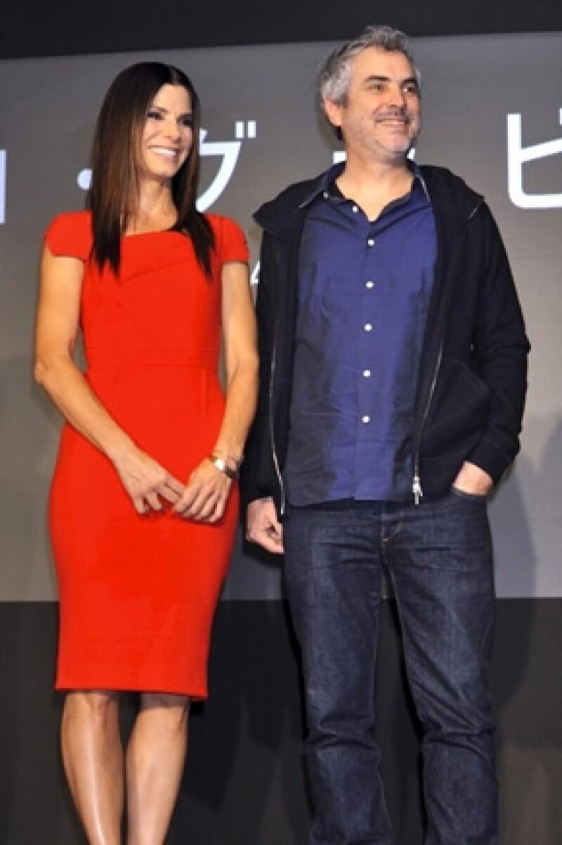 La protagonista del filme del mexicano Alfonso Cuarón compite con Cate Blanchett, Meryl Streep, Judi Dench y Emma Thompson en la categoría de Mejor Actriz.