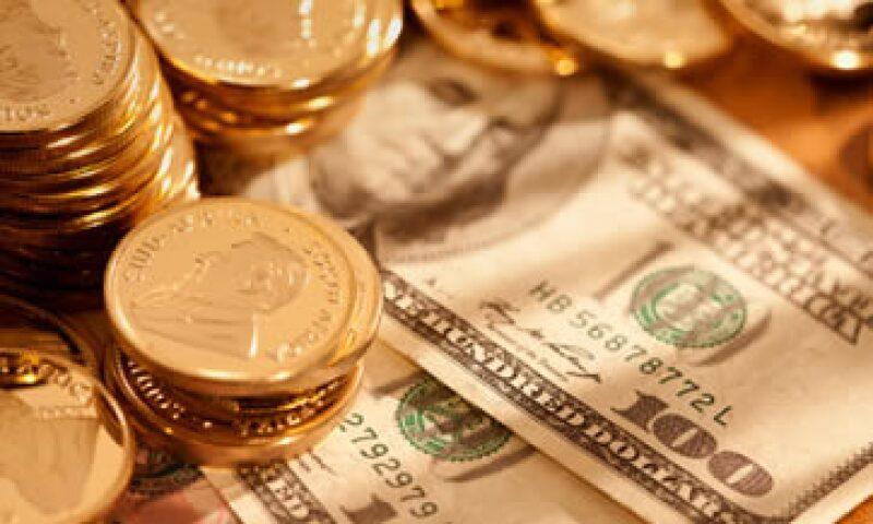 El tipo de cambio podría ubicarse entre 13.05 y 13.15 pesos por dólar. (Foto: Getty Images)