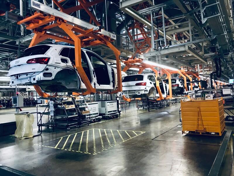 Planta Audi Puebla