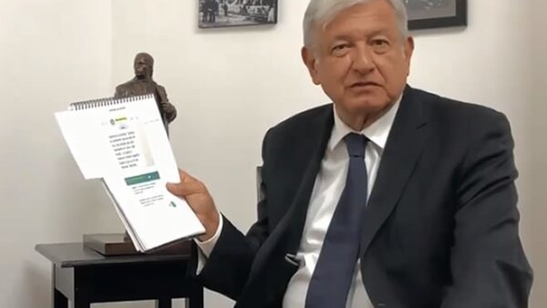 amlo video facebook