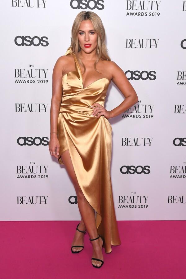 The Beauty Awards, Arrivals, London, UK - 25 Nov 2019