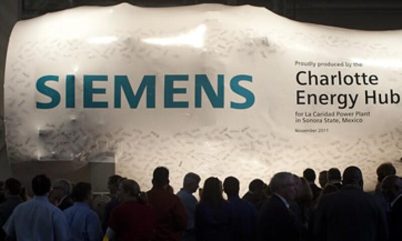 Siemens es la mayor compañía de ingeniería de Europa. (Foto: AP)