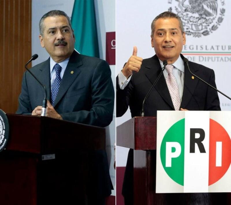 Manlio Fabio Beltrones, líder del PRI en la Cámara de Diputados sorprendió a todos cuando esta mañana asistió a conferencia de prensa con un cambio sencillo pero radical que le favoreció.