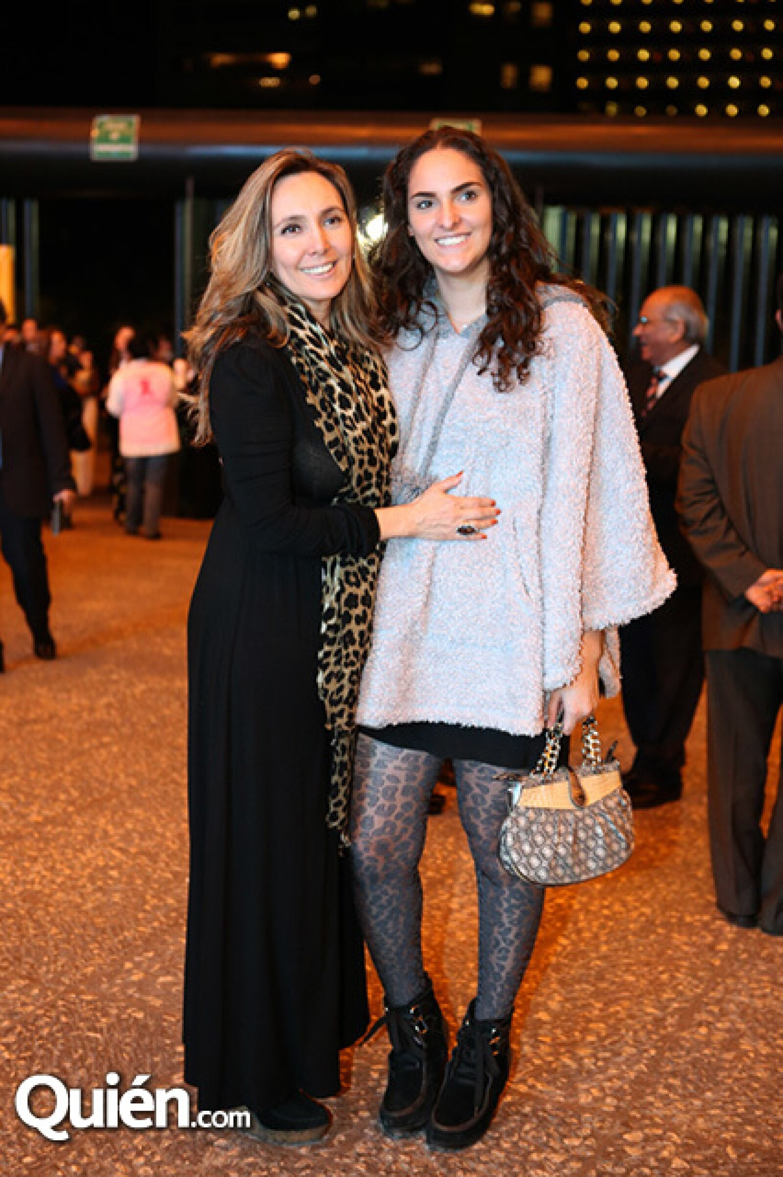 Andrea y Andrea Sandoval