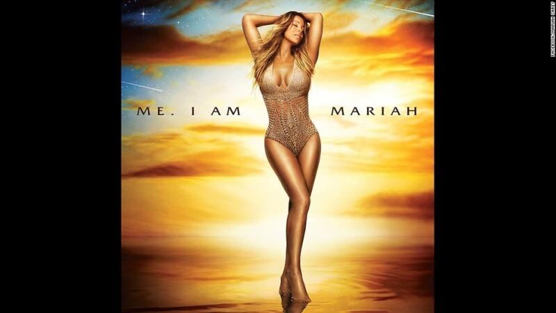 mariah carey album portada