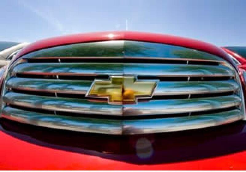General Motors pretende reposicionar la marca Chevrolet en todo el mundo. (Foto: AP)