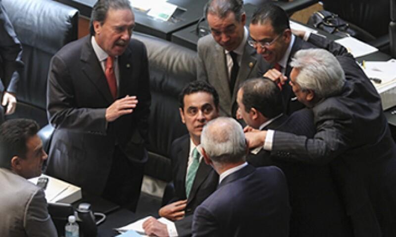 El Senado ha ya aprobó dos dictamenes de cuatro. (Foto: Cuartoscuro)