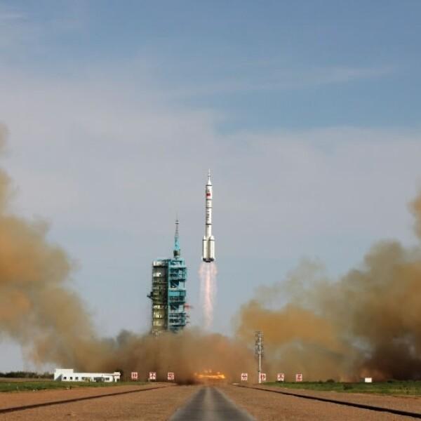 módulo espacial Tiangong