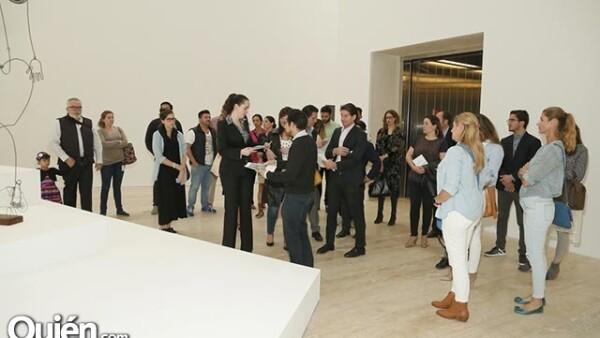 Visita al Museo Jumex