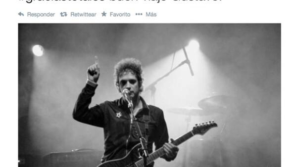 Personalidades del rock internacional expresaron su sentir ante la noticia de su fallecimiento, recordándolo con fotos y videos en su honor, agradeciendo su influencia en su género musical.