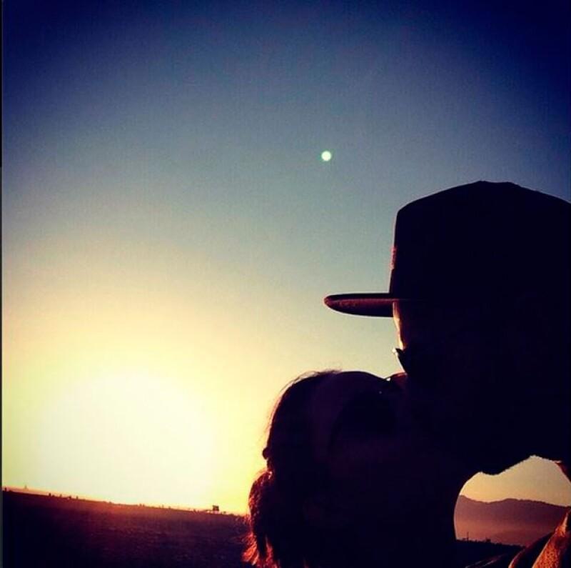 Los actores, que se han dado una nueva oportunidad en el amor tras cuatro meses de distanciamiento, han publicado fotografías de sus mejores momentos juntos.