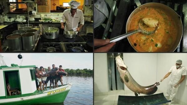 El pez gigante de la Amazonia que libró la extinción y ahora cautiva a chefs