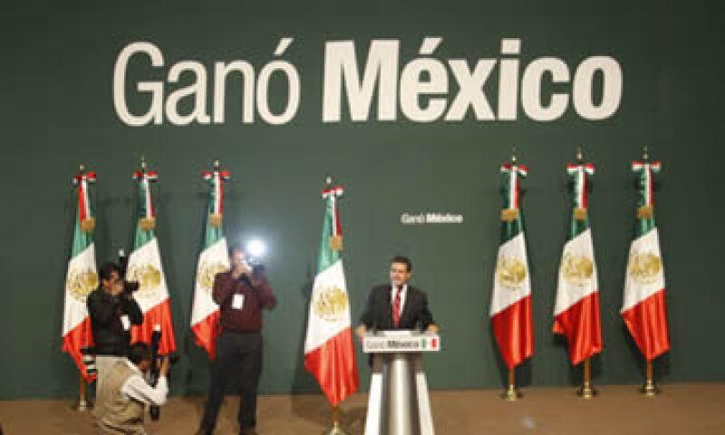 Peña Nieto llamó a dejar de lado las diferencias y privilegiar las coincidencias. (Foto: Dayan Jiménez)