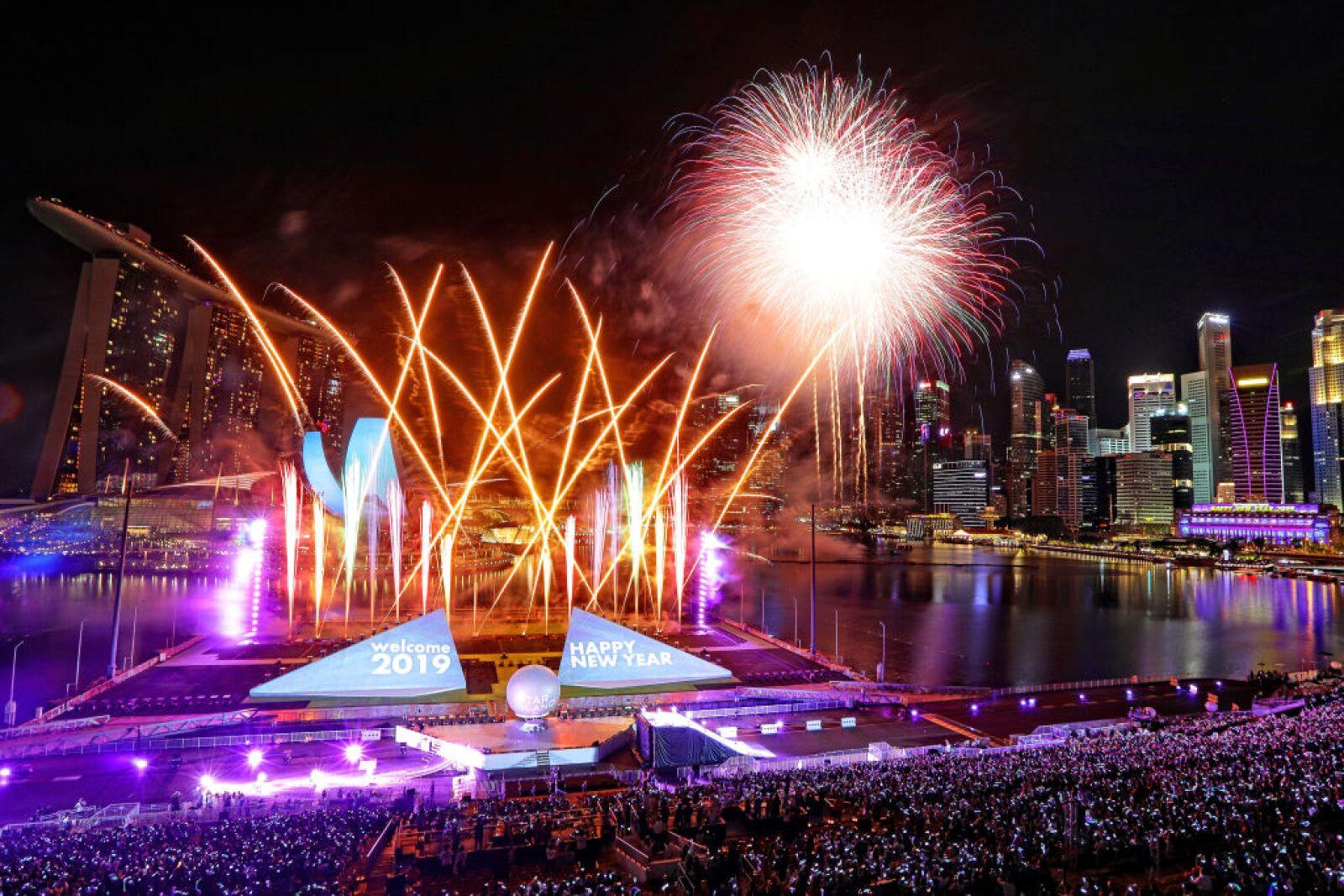 Singapore Celebrates 2019