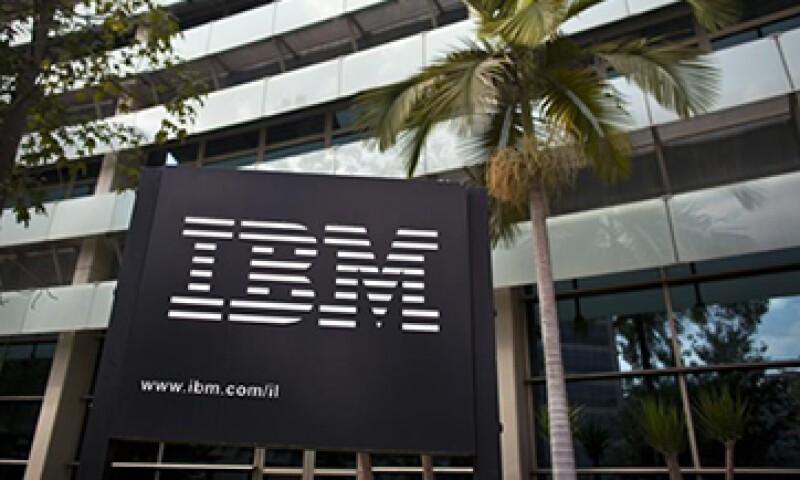 Iusacell demandó por 2,500 mdd a IBM. (Foto: Reuters)