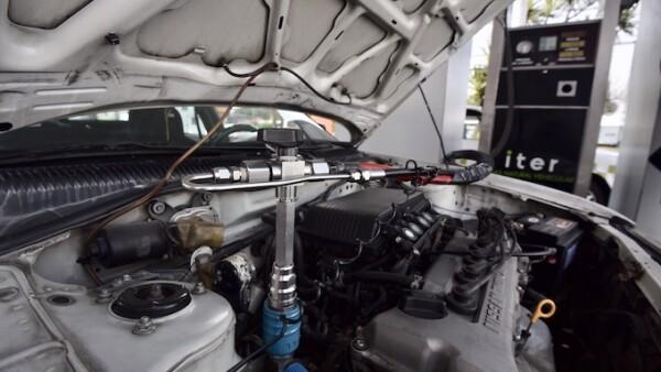 Gas natural vehicular 4