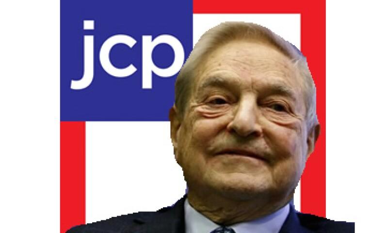 Soros se une a otro multimillonario, Bill Ackman, como uno de los cinco mayores accionistas de  la firma. (Foto: Especial)