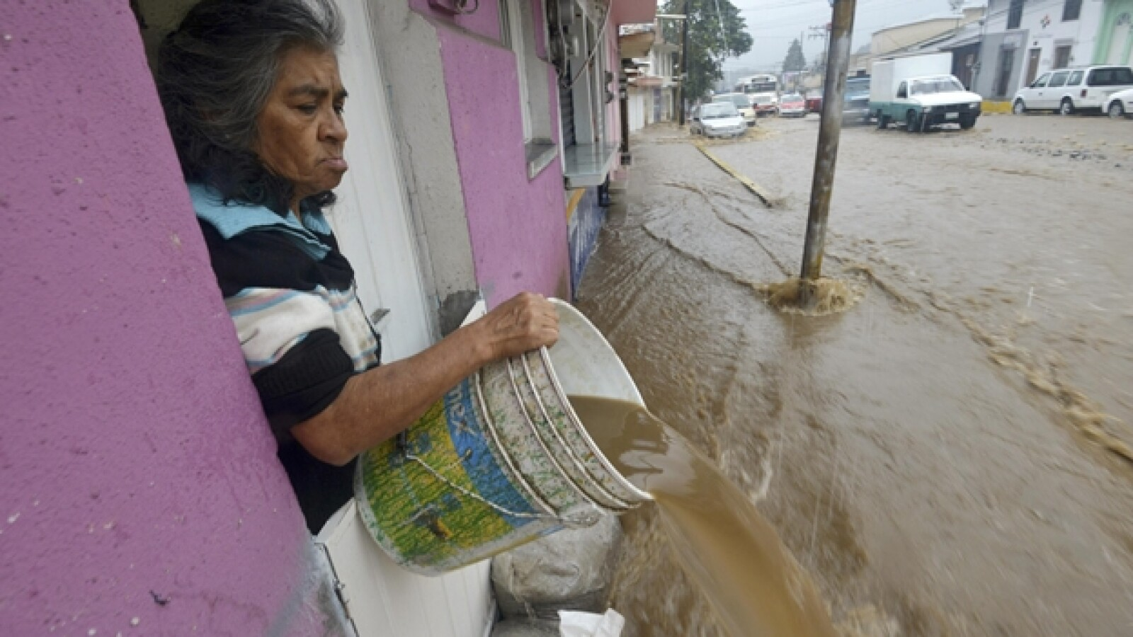 inundaciones Veracruz Barry