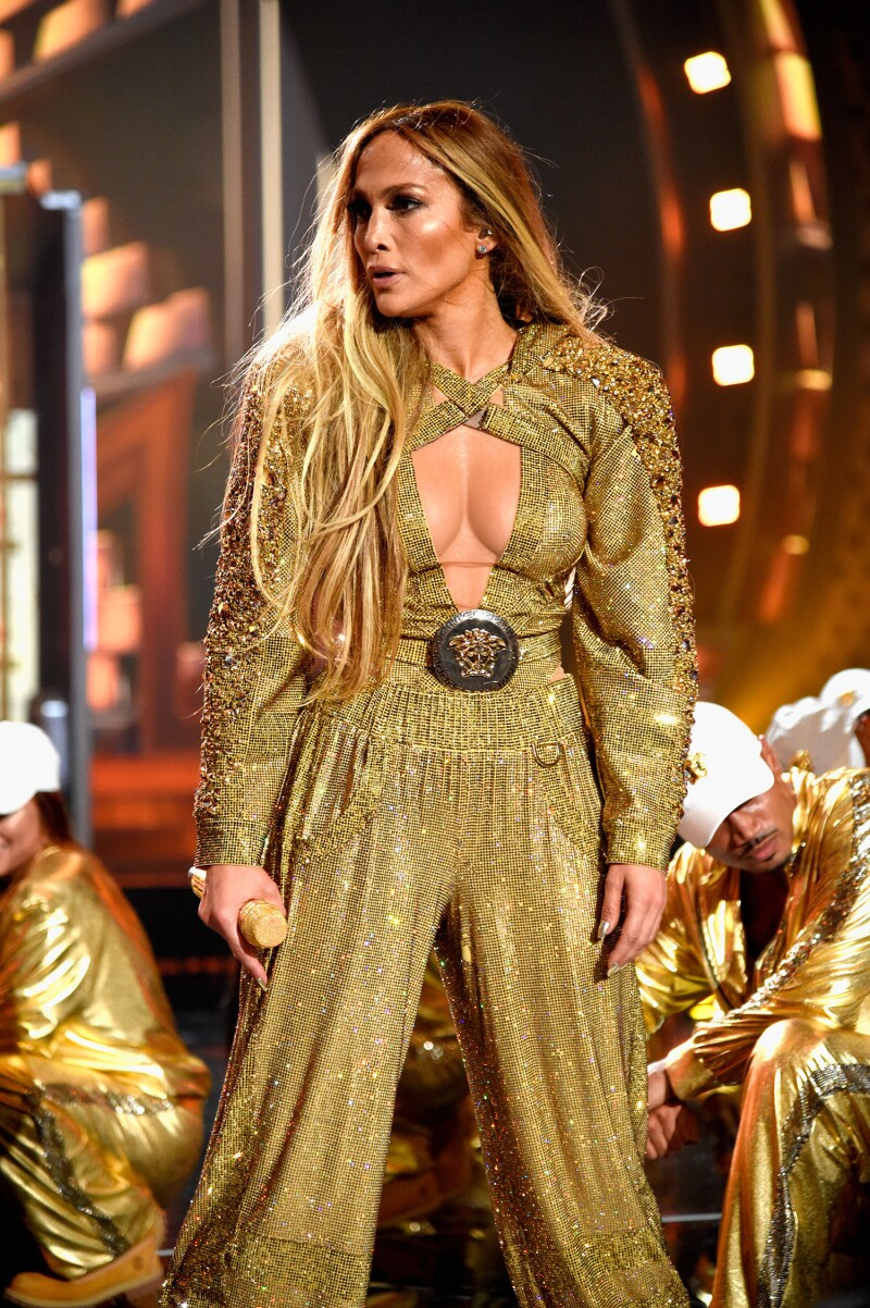 JLo. en los MTV Video Music Awards