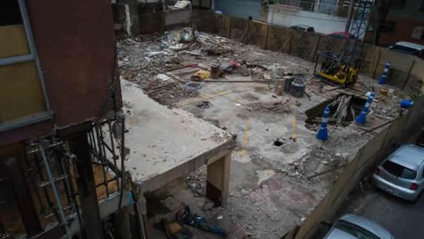 Reconstrucción sismo