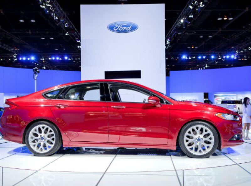 autom�vil marca Ford
