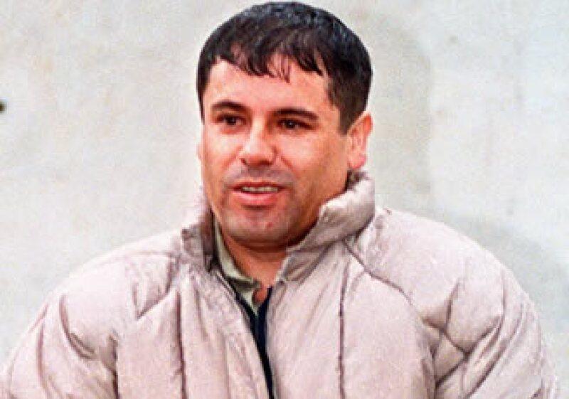 En caso de ser capturado y condenado, Joaquín Guzmán Loera enfrentaría cadena perpetua.  (Foto: Archivo AP)