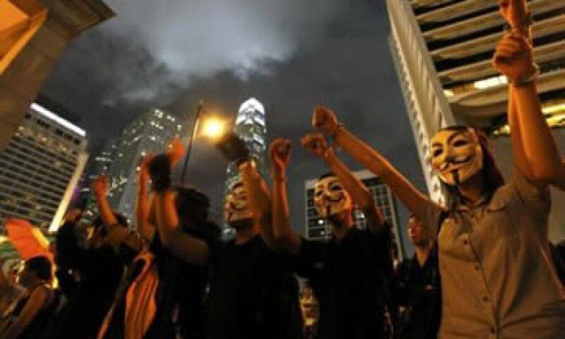 Anonymous aseguró haber penetrado en los servidores de Apple a principios de mes. (Foto: Reuters)