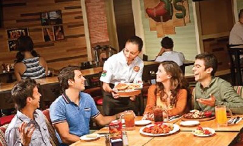 El mercado de la comida casual tiene un valor de 2,300 millones de dólares en México y Sudamérica, según estimados de Euromonitor International.  (Foto: Cortesía de Alsea)