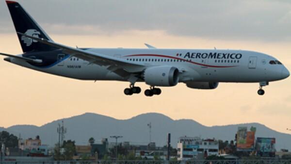 La Cámara de Diputados fue la autoridad señalada en el caso del amparo promovido por Aeroméxico, al ser contra disposiciones en la ley de competencia. (Foto: Notimex )