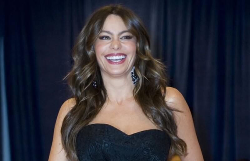 La actriz colombiana encabeza el ranking de Forbes como la mejor pagada de la pantalla chica. El segundo lugar, con 18 MDD, lo tuvo Kim Kardashian.