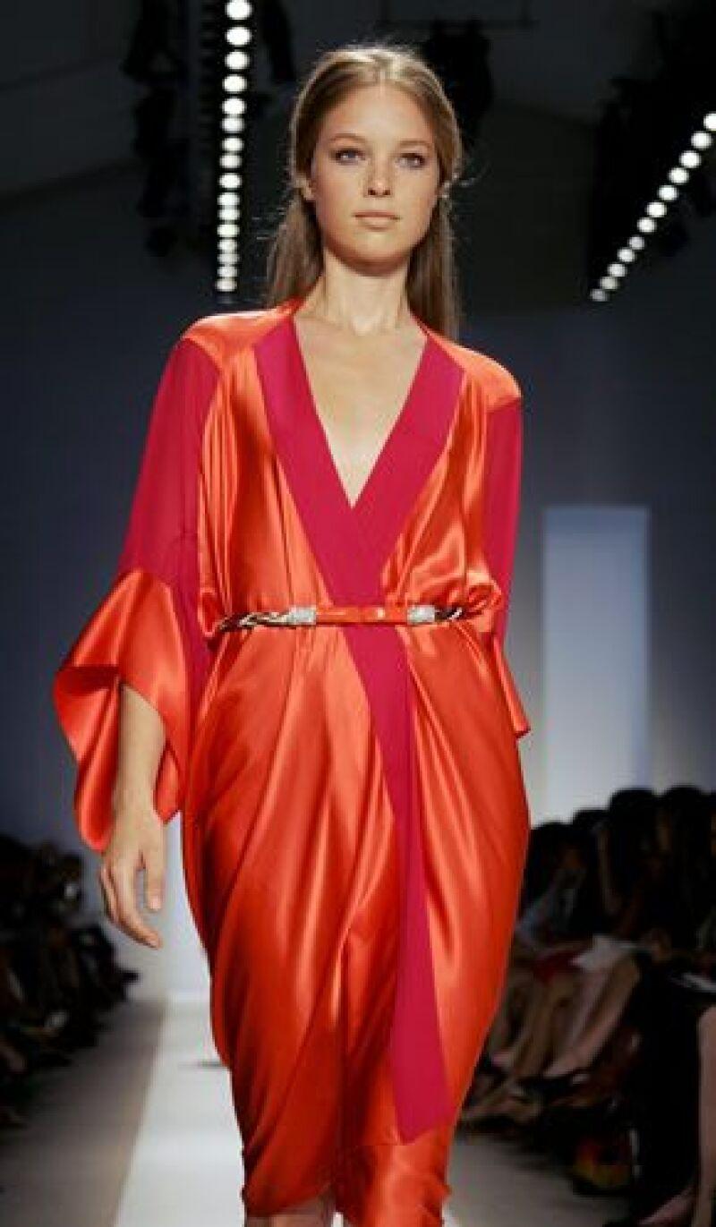 Los diseñadores coincidieron en que en la temporada Pimavera-Verano predominarán los colores vivos y los escotes.