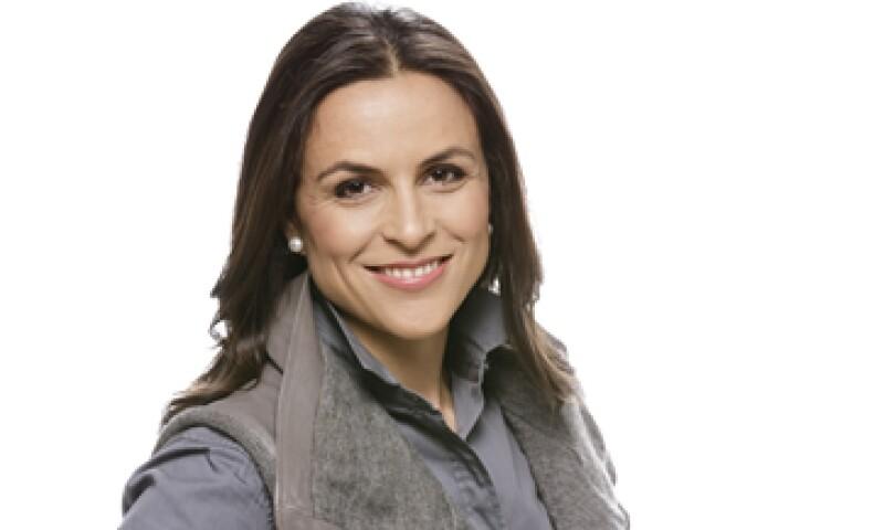 Jana Palacios, directora de proyectos de competencia del IMCO. (Foto: Duilio Rodríguez)