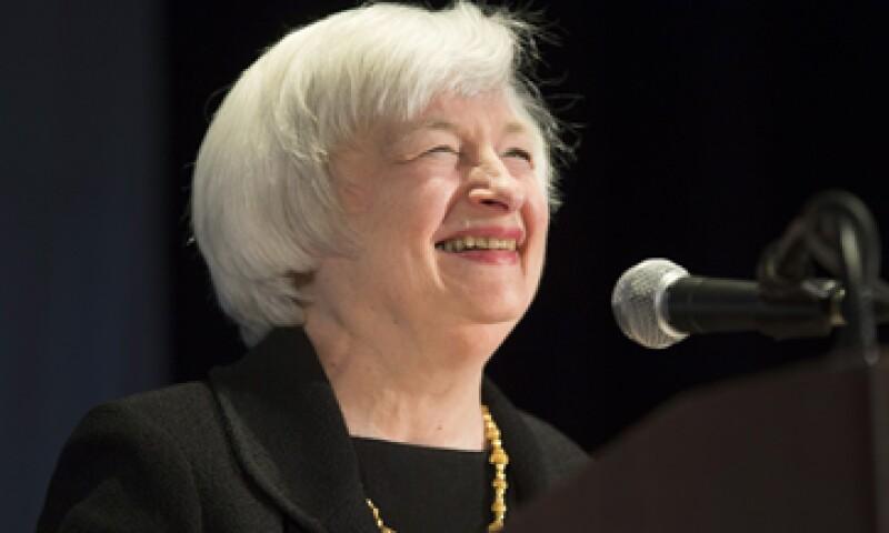 La Fed, encabezada por Yellen, retiró la tasa de desempleo como su patrón definitivo para medir la fortaleza de la economía. (Foto: Reuters)