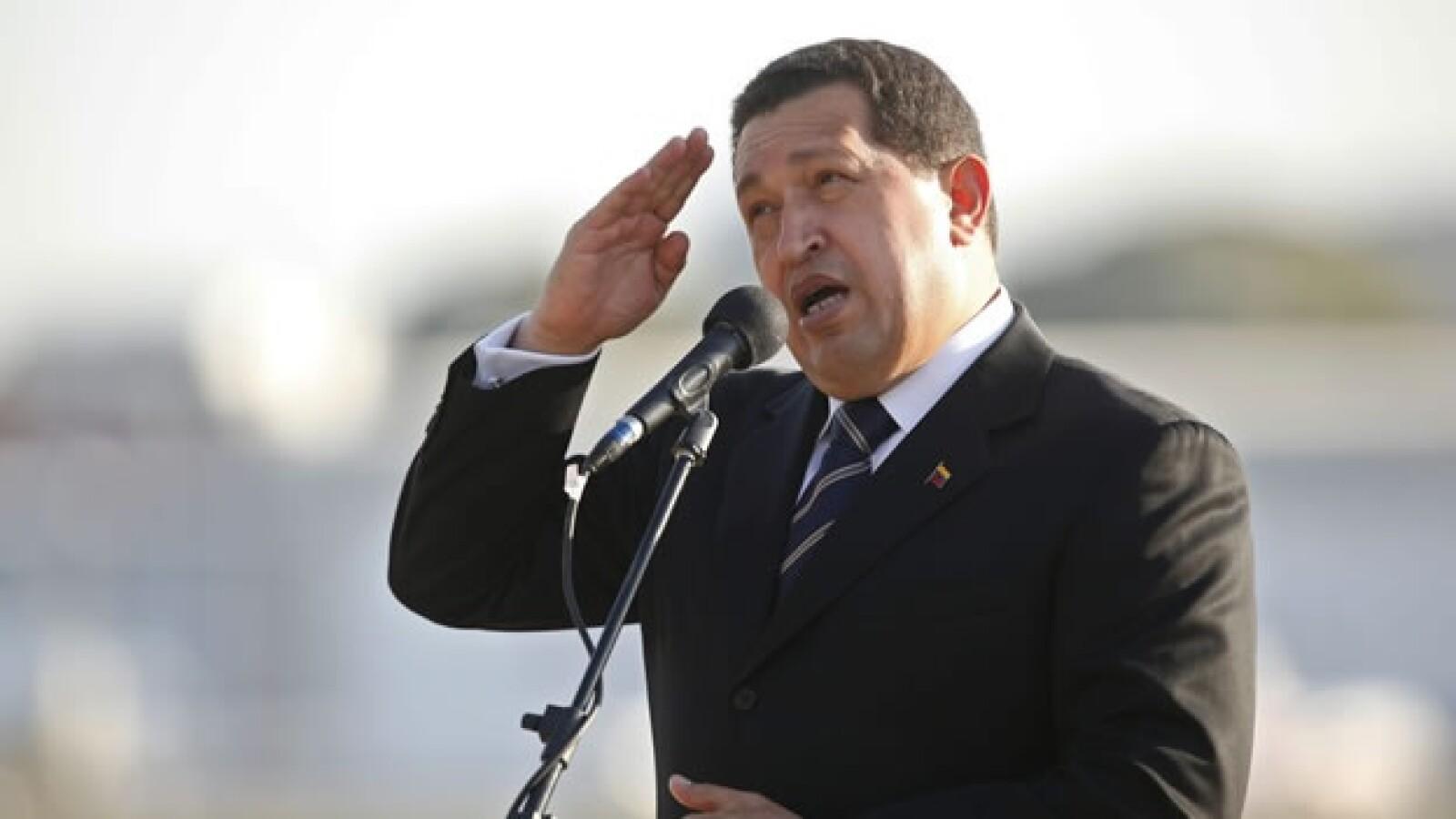 Chávez Kirchner