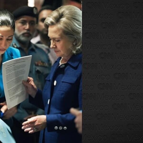 Huma Abedin - Hillary Clinton - 2010