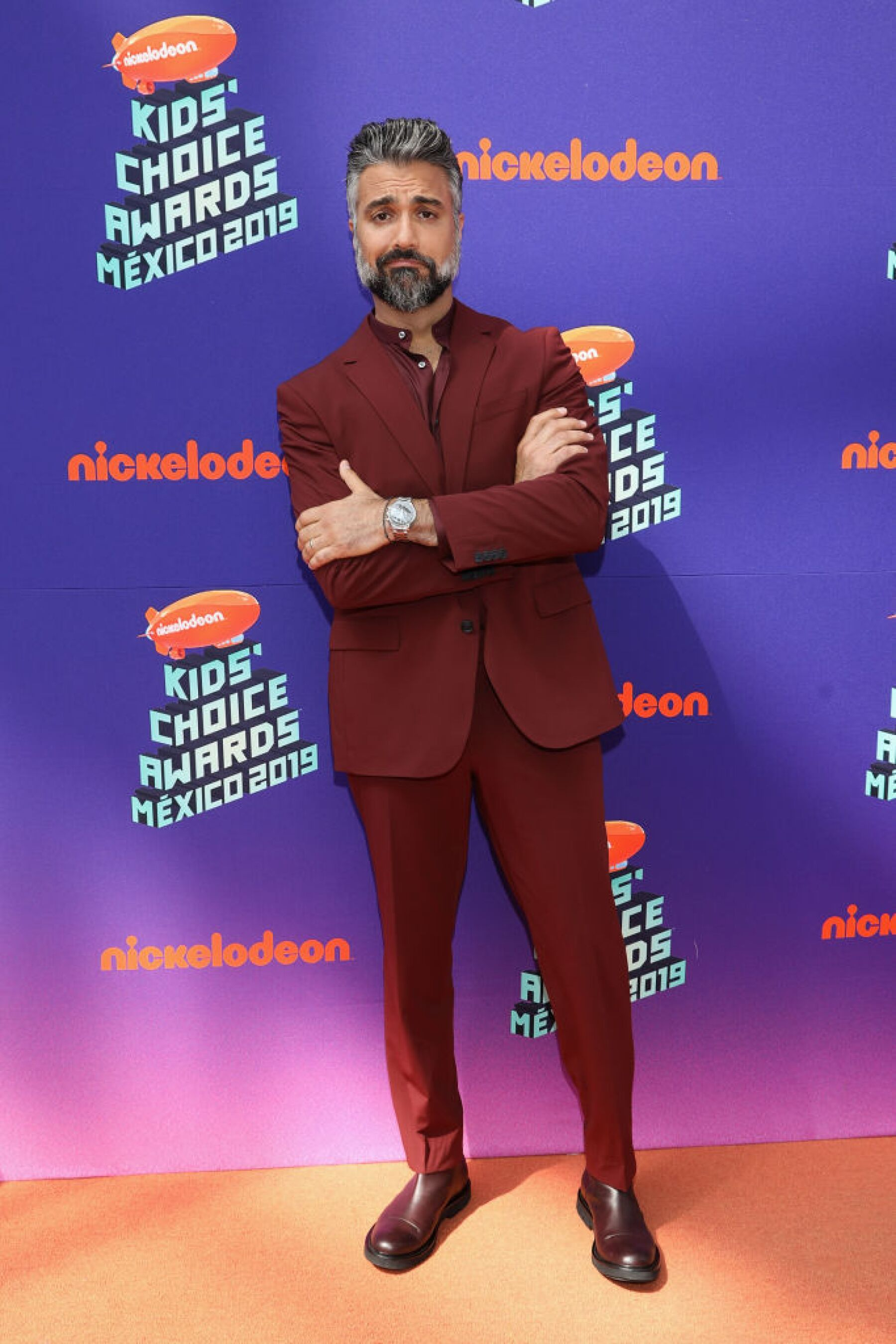Kids Choice Awards Mexico 2019 - Orange Carpet & Show