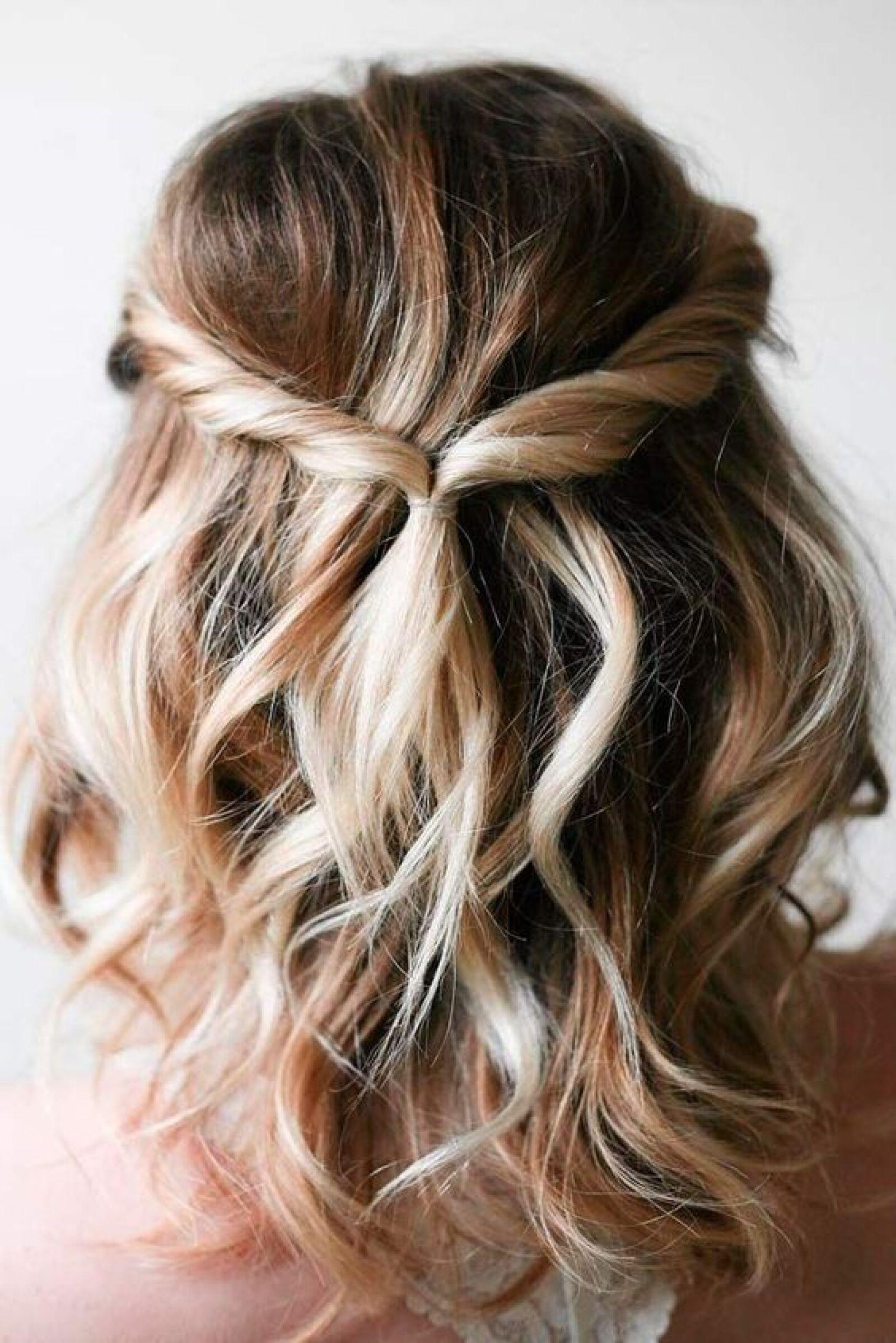 Galería de peinados perfectos para una boda, ¡inténtalos!