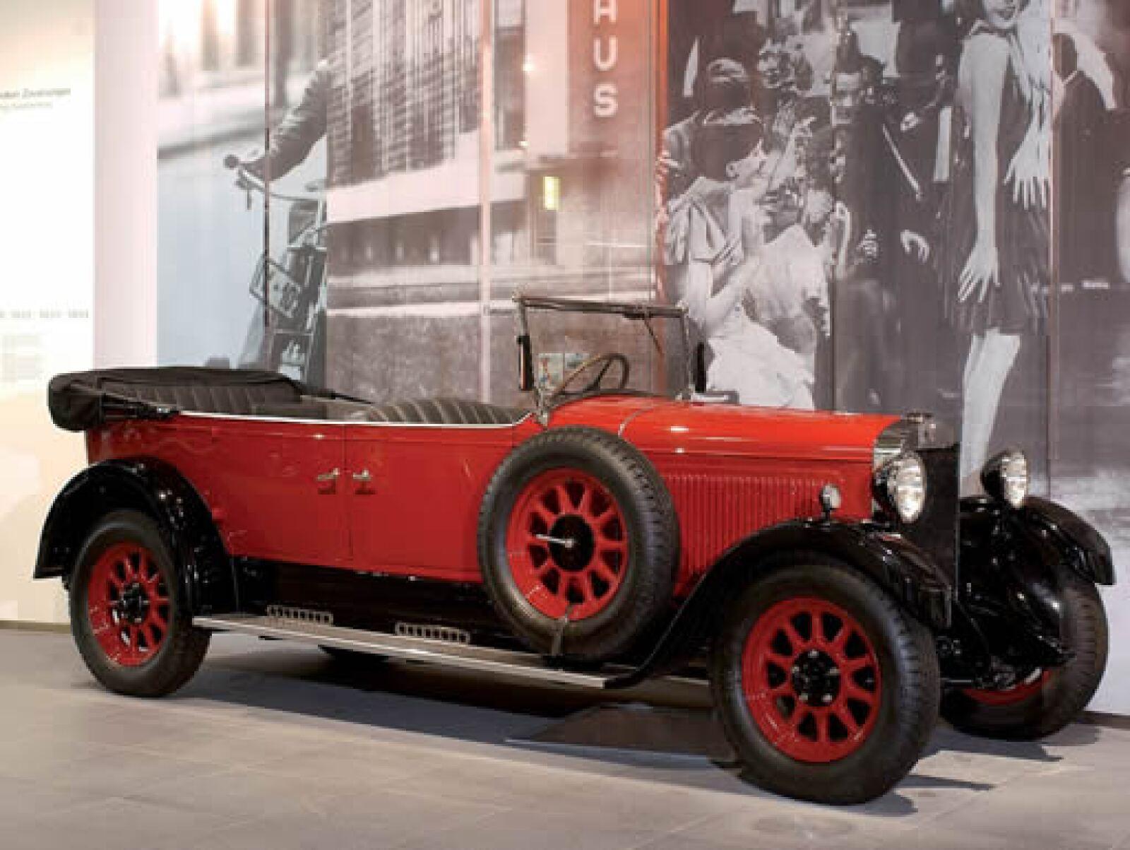 La automotriz alemana de autos de lujo festejará su centenario con más de 50 eventos.