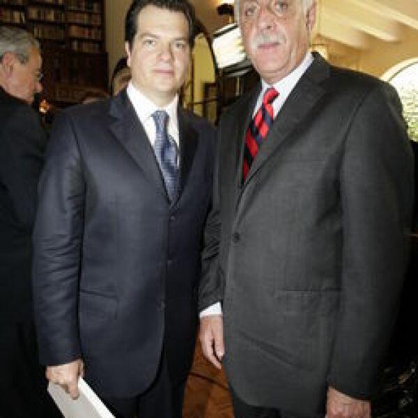 Miguel Alemán Magnani, Rafael Herrerías