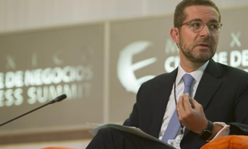Las empresas de hoy deben hablar un lenguaje de innovación: Nicolas Mariscal Servitje. (Foto: Alfredo López-Tagle )