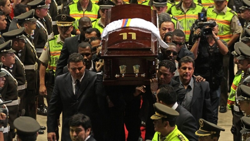 funeral, christian benitez