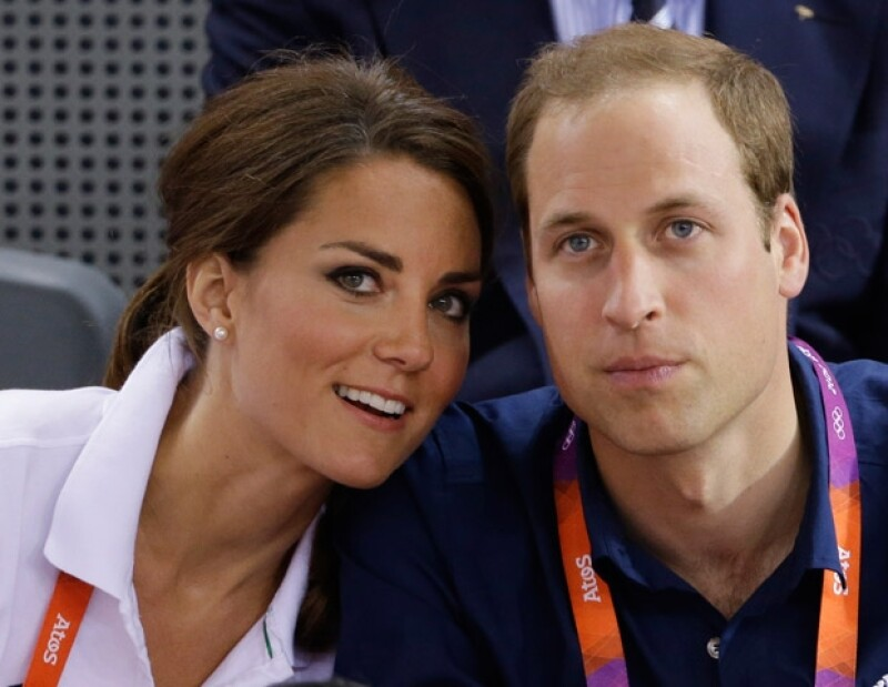 En este momento, Guillermo y Kate disfrutan de los Paralímpicos.