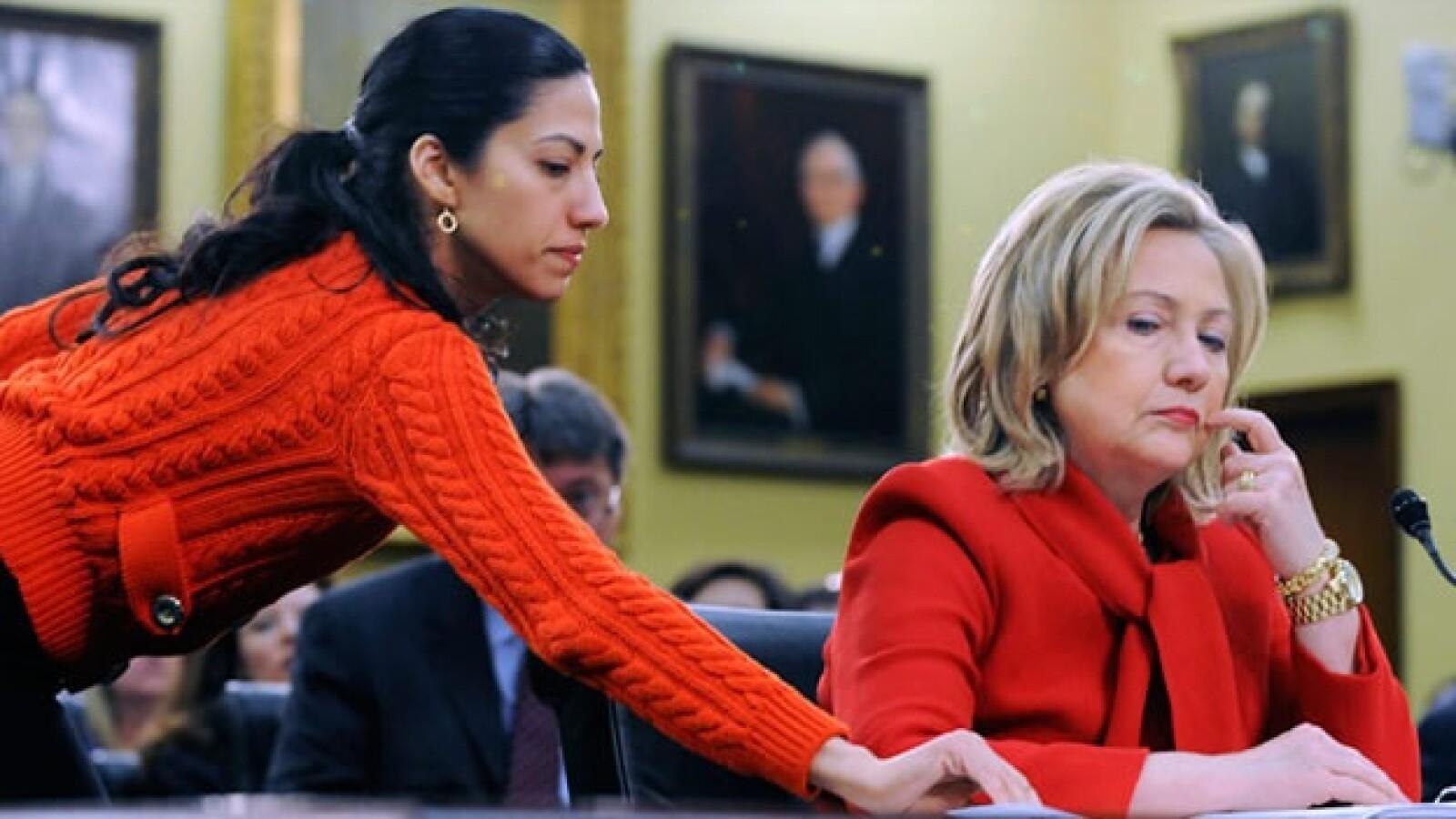 Huma Abedin - Hillary Clinton