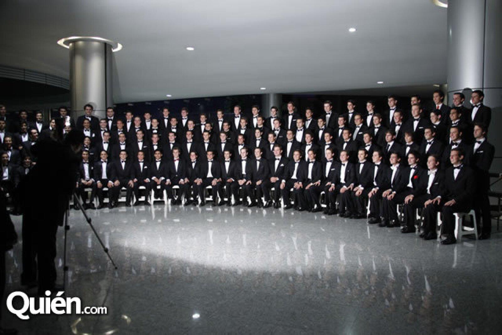 Graduación Cumbres 2012