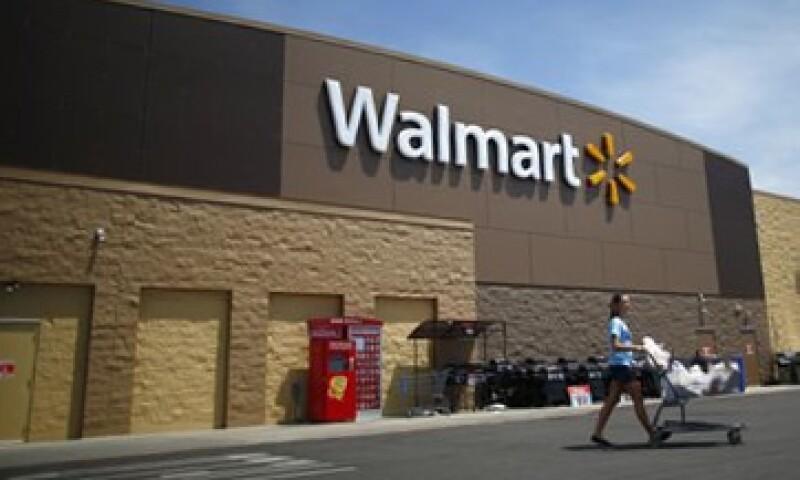Pese al resultado en tiendas iguales, Walmart reportó un alza de 0.4% en sus ventas totales en México. (Foto: Reuters)