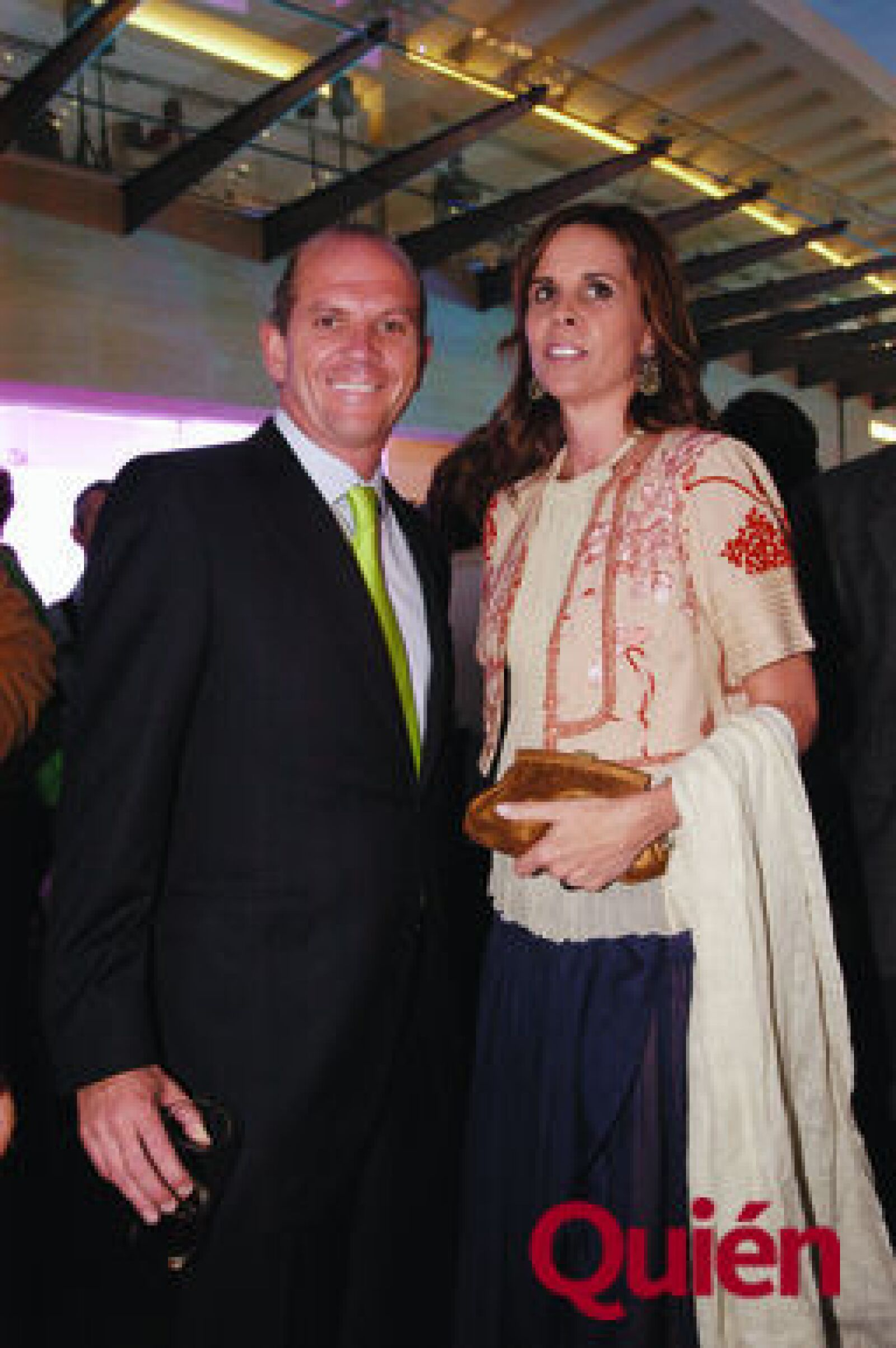 Javier Sordo Madaleno, Ana Paula Sordo Madaleno