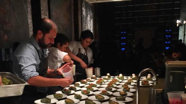 Restaurante Cosme